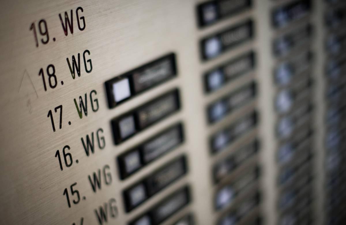 Streit um Namen an Türklingel - Verstoß gegen die DSGVO?