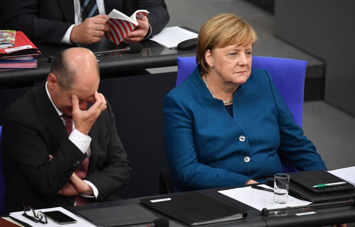 Deutschland: Regierungsparteien verlieren weiter an Rückhalt - Politik