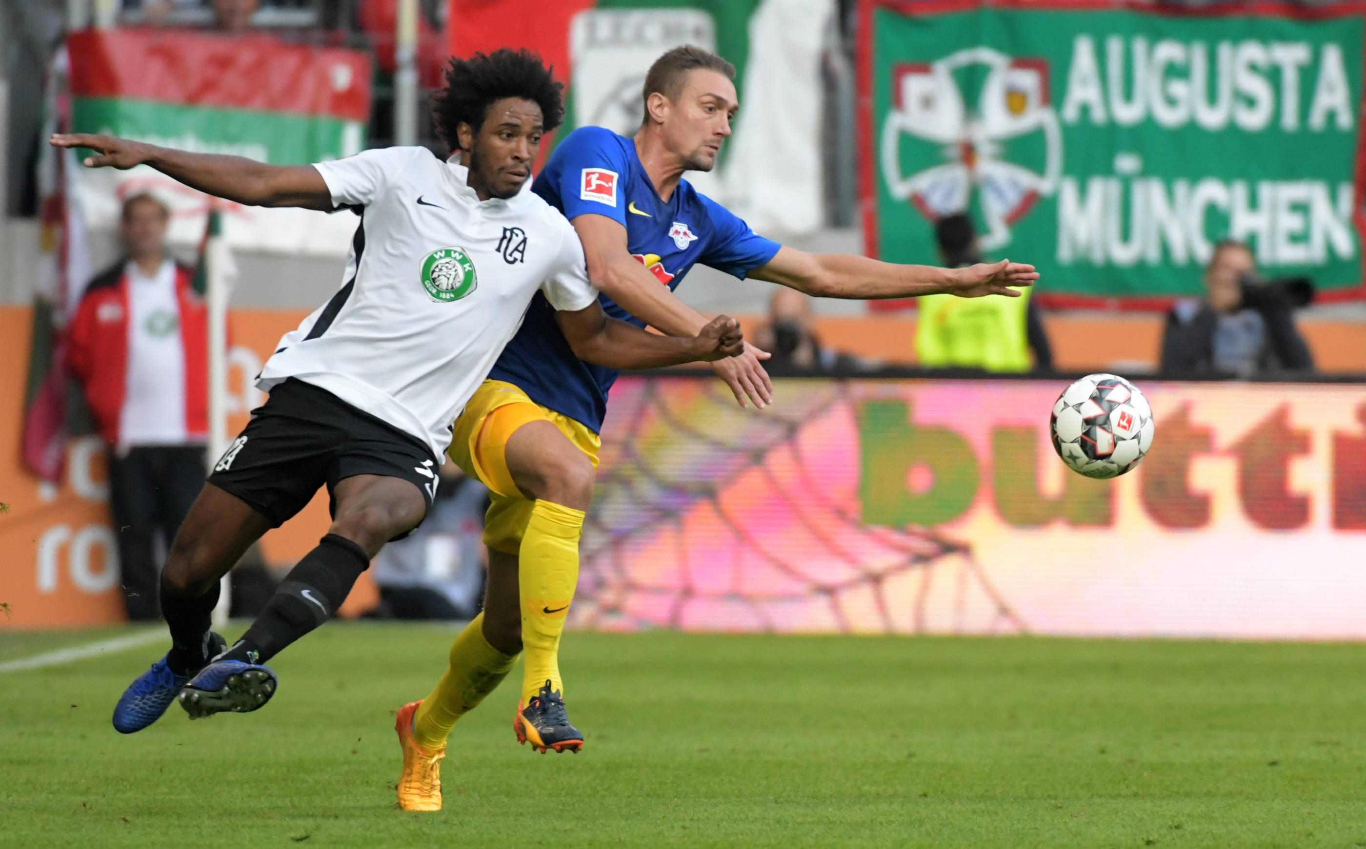 Augsburg Gegen Leipzig