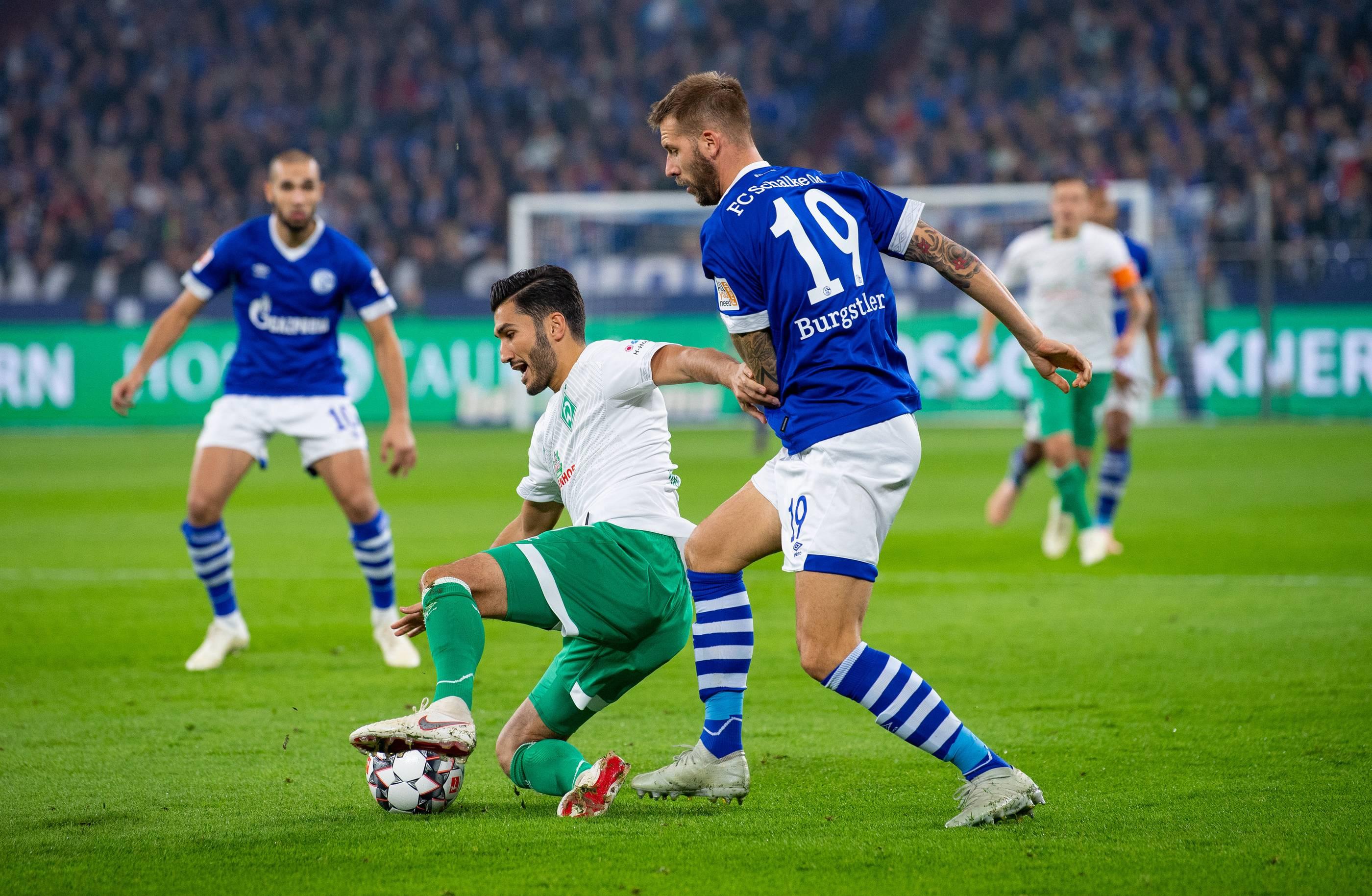 Schalke Gegen Werder Bremen