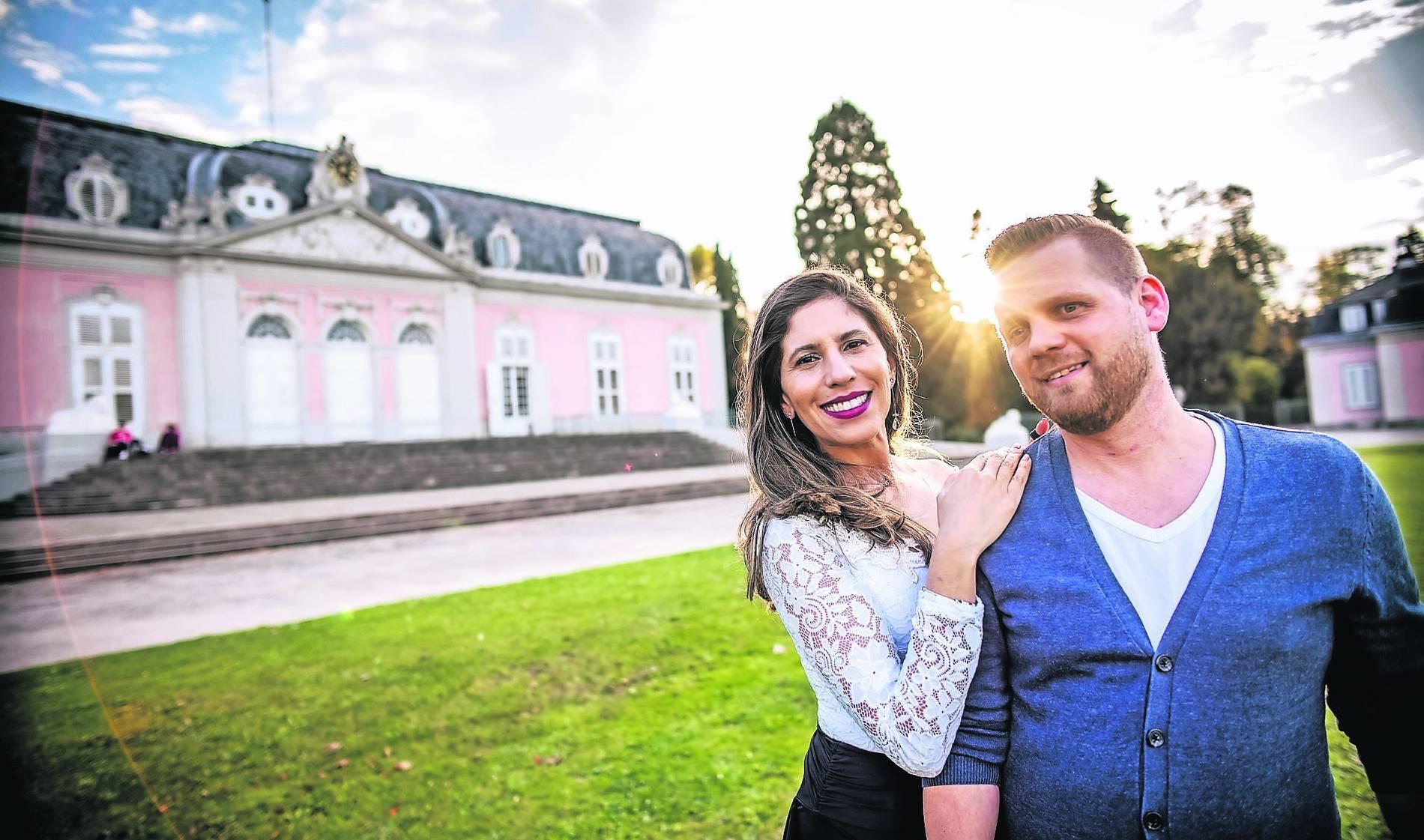 Standesamtliche Hochzeit In Der Inselstrasse Dusseldorf Mit