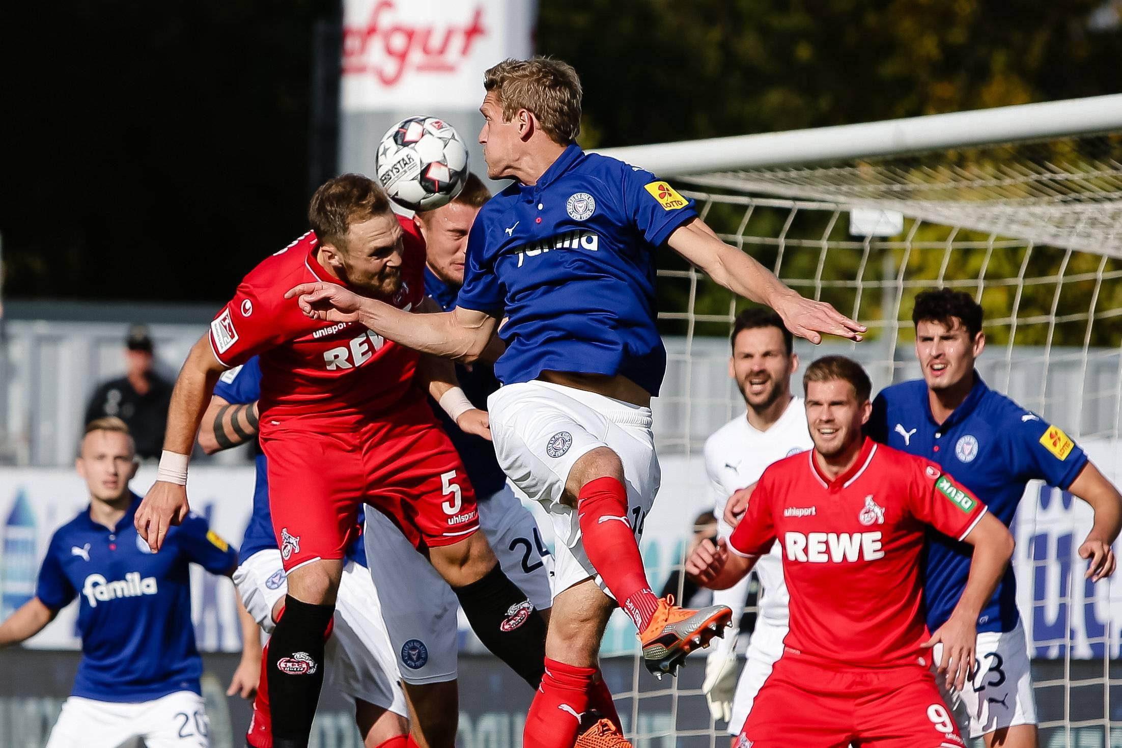 Köln Gegen Kiel