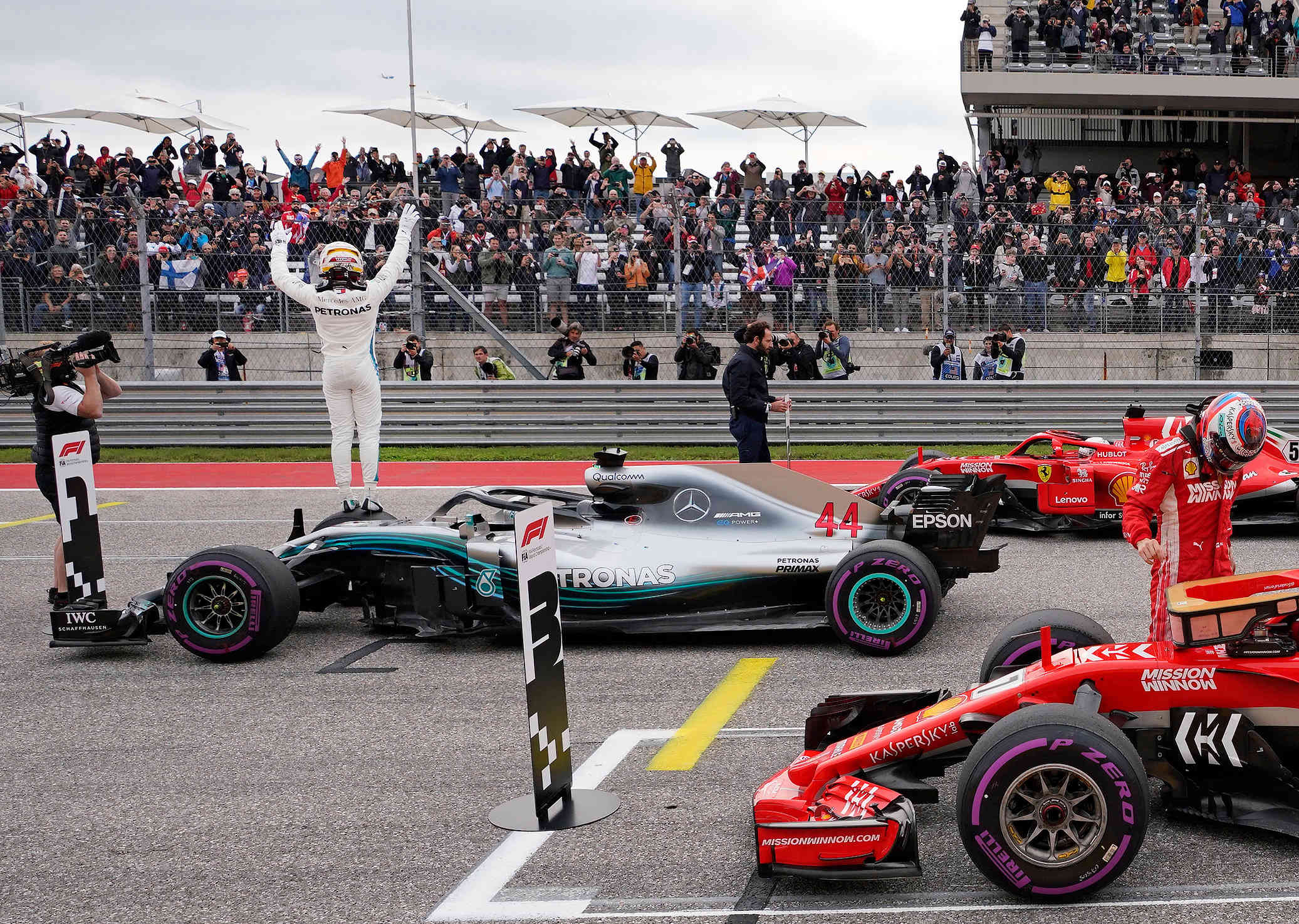 Formel 1 Großer Preis Der Usa 2018 Das Qualifying Formel 1