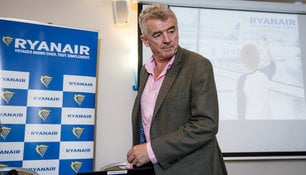 Michael O'Leary, CEO von Ryanair (Archiv).