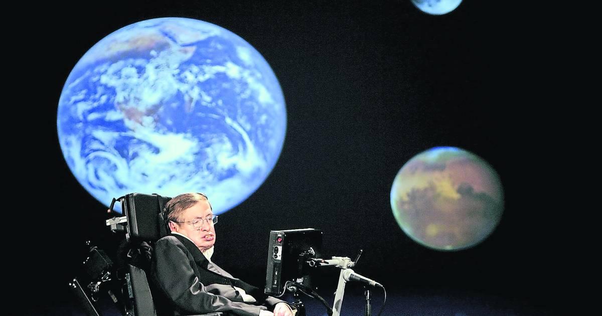 Stephen Hawking Gibt Kurze Antworten Auf Große Fragen