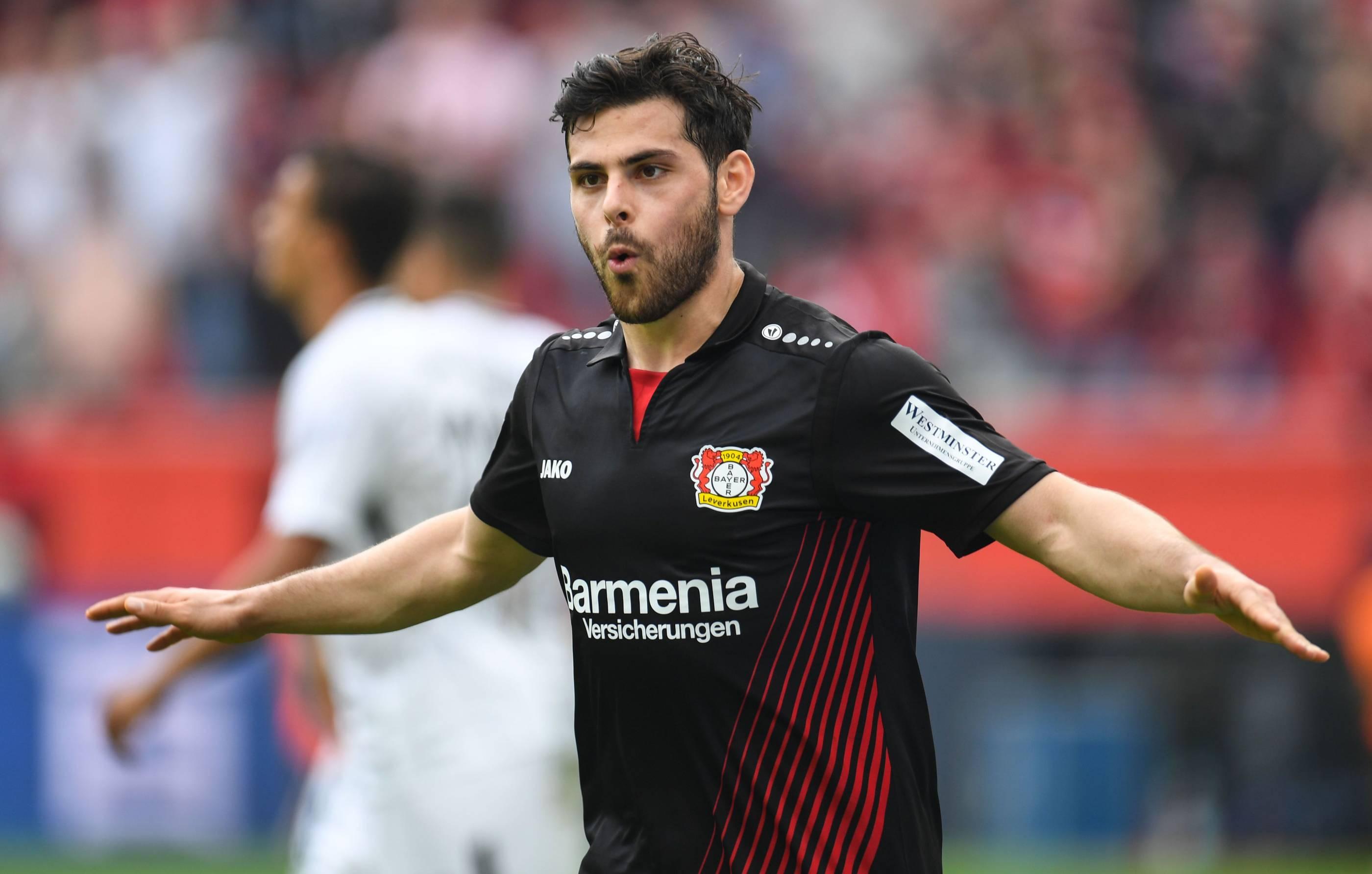 Leverkusen Spieler