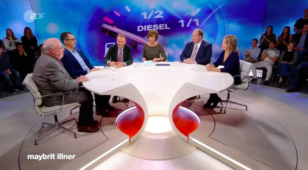 Auto Umweltverschmutzung VW Deutschland:Diesel-Nachrüstung: VW-Chef wünscht sachlichere Debatte