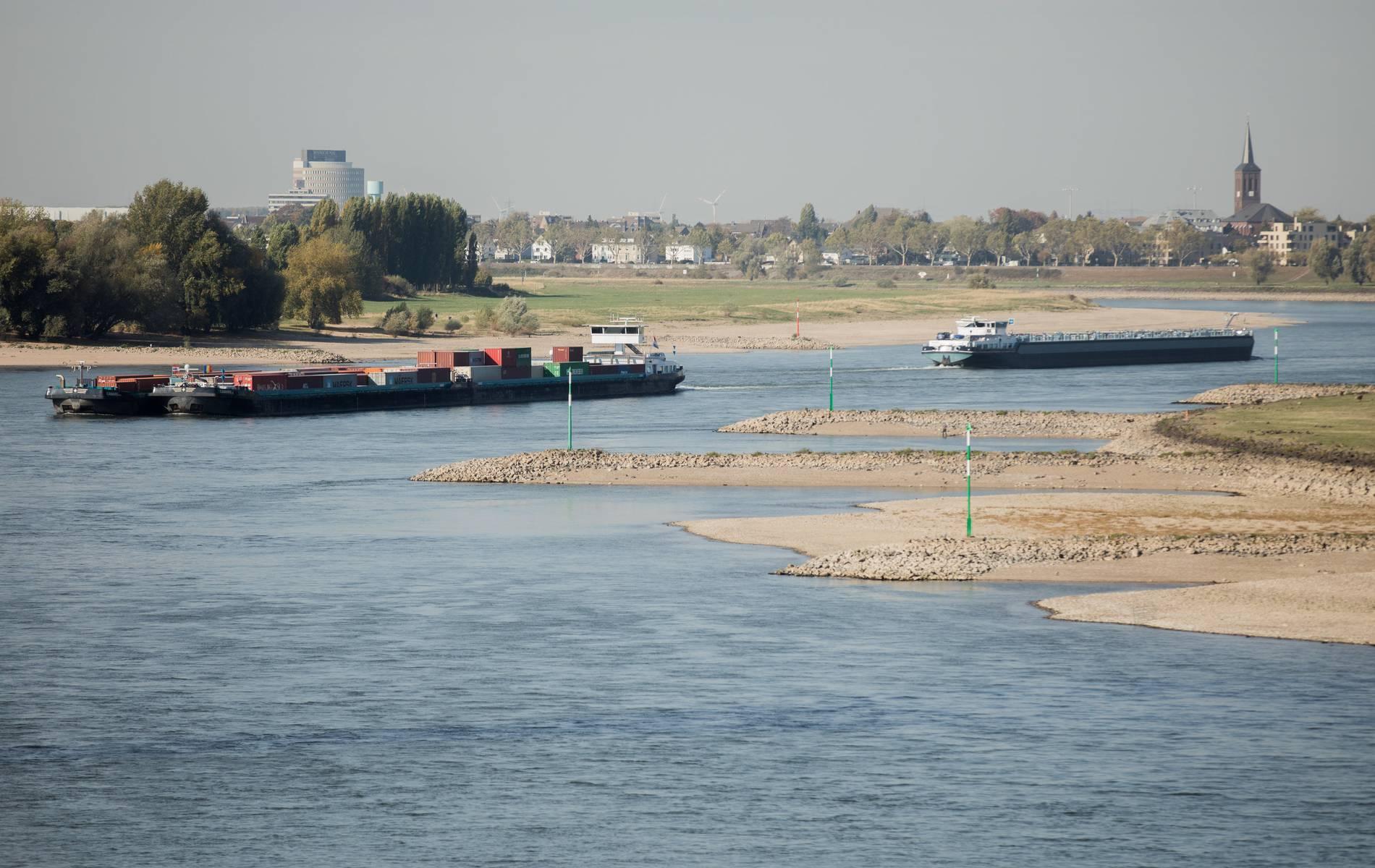 Bund erlaubt Rheinland-Pfalz Zugriff auf Ölreserve