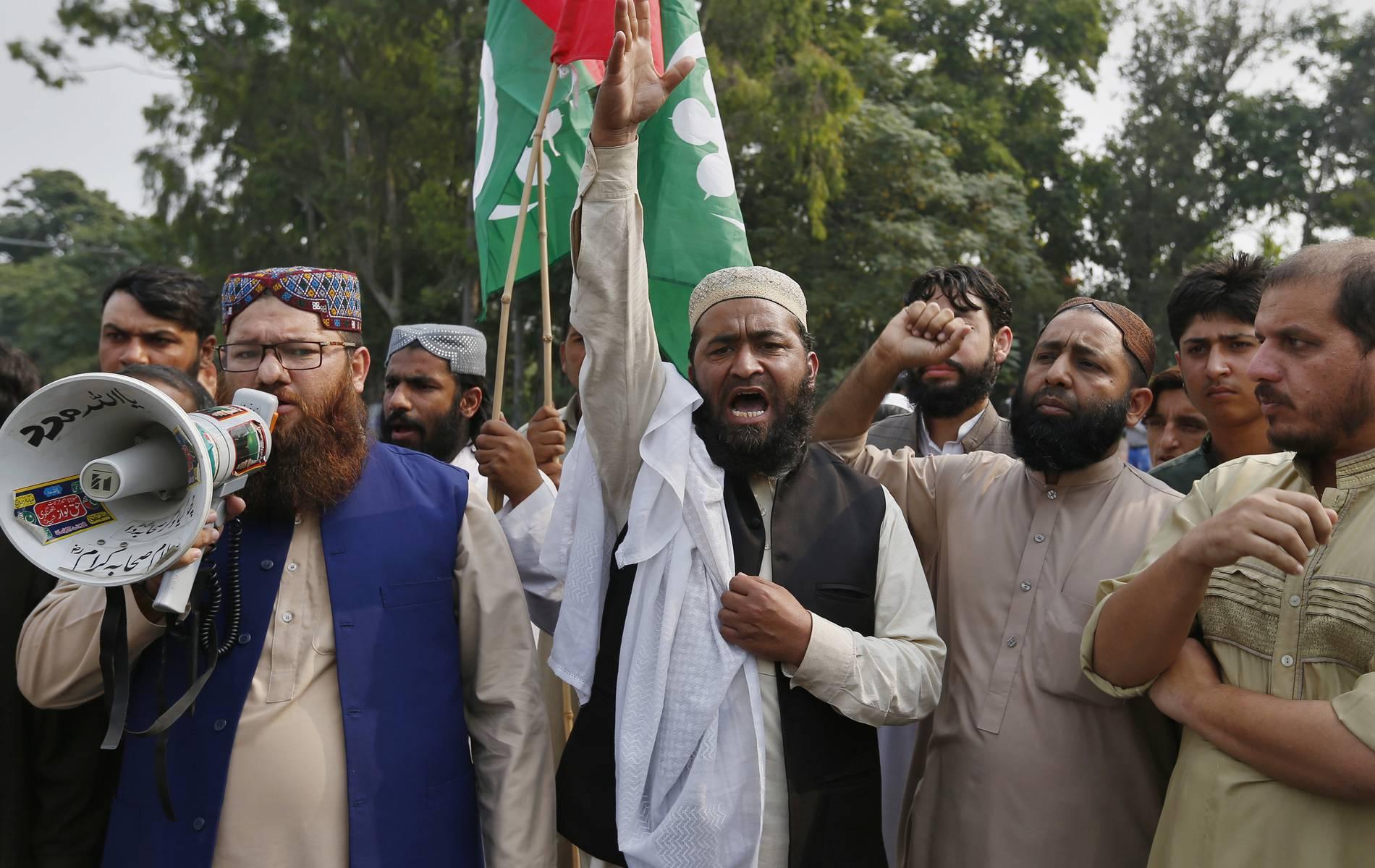 Todesurteil gegen pakistanische Christin aufgehoben