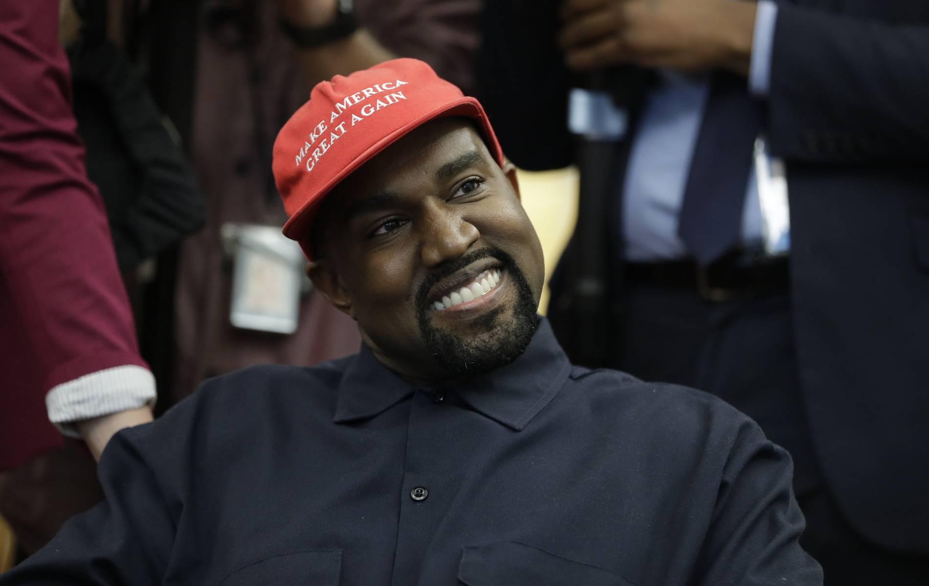 Kanye West fühlt sich