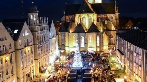 Schlösser, Burgen, Industriehallen: Das sind die schönsten Weihnachtsmärkte am Niederrhein