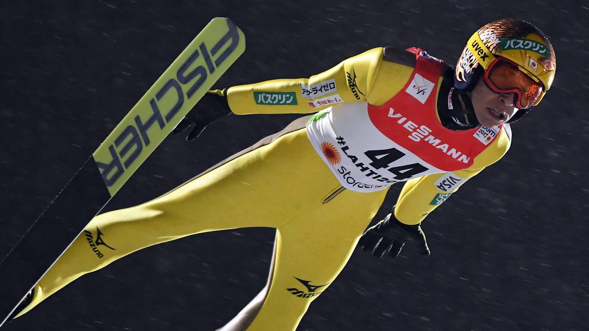Kasai Skispringer