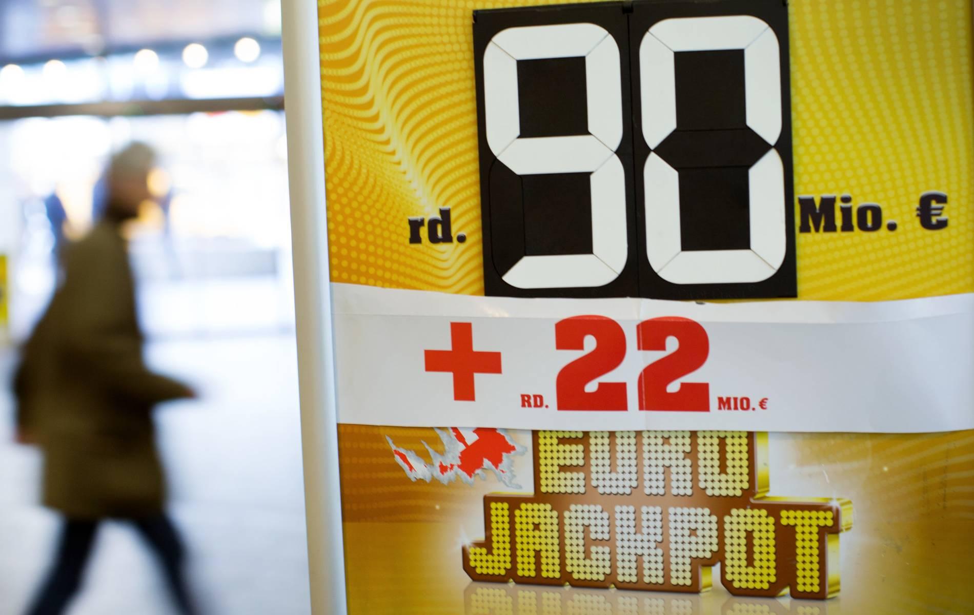 Eurojackpot: Hessen und Niedersachsen gewinnen in Lotterie | Welt