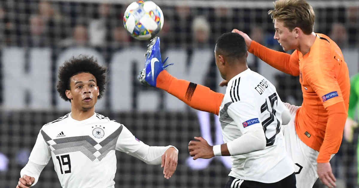 Nations League Deutschland Holland