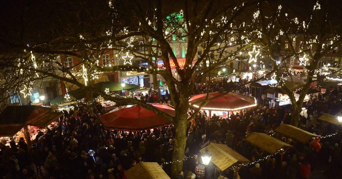 Weihnachtsmarkt Kempen.Kempener Weihnachtsmarkt An Allen Vier Adventswochenenden