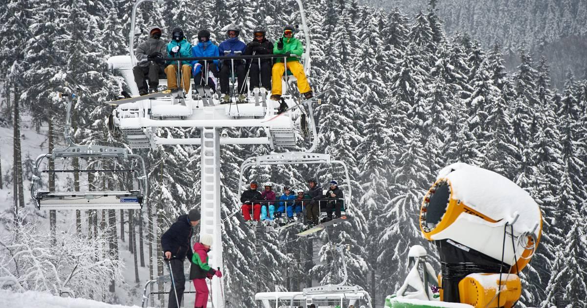 Winterberg Skisaison