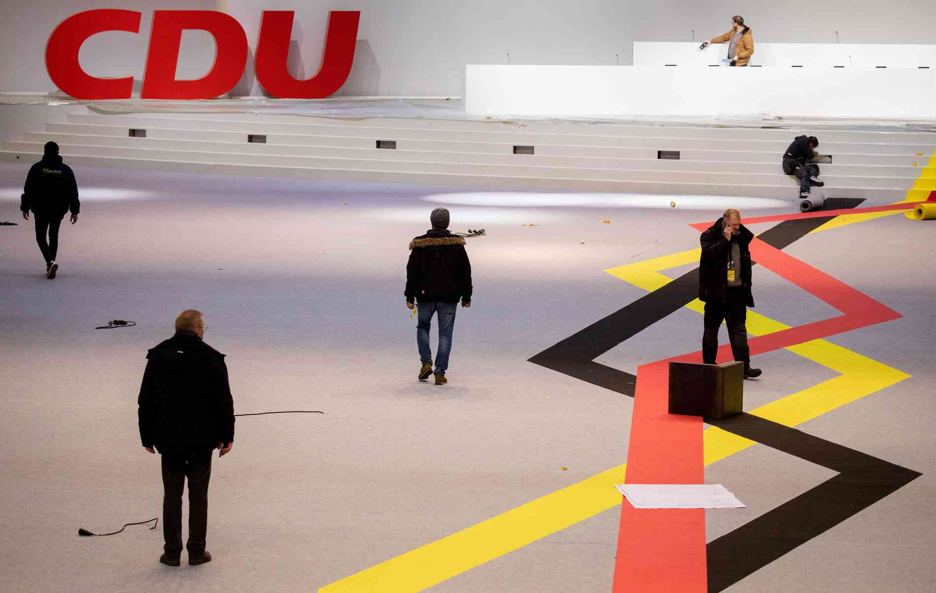 CDU droht Spaltung