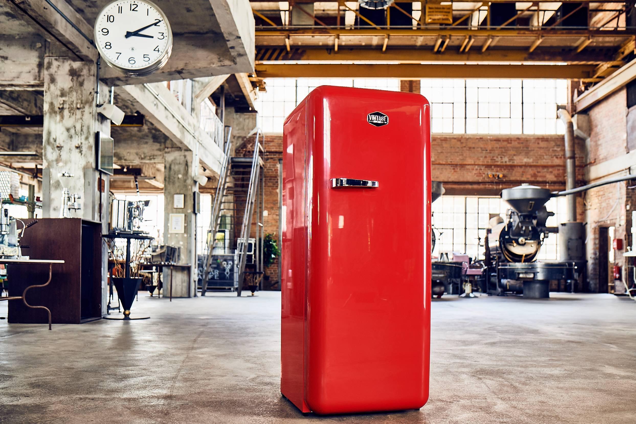 Vintage Industries Kühlschrank : Die kühlschrank stars der er jahre