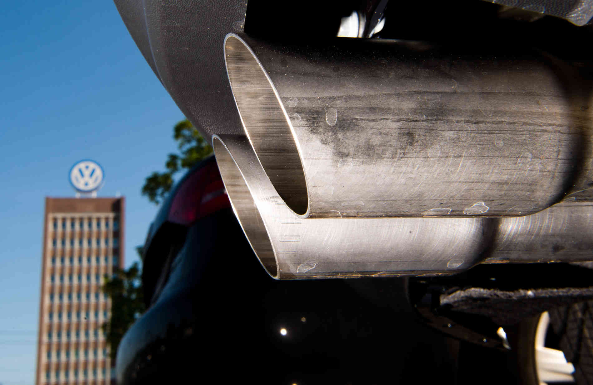 Jetzt drohen Fahrverbote auch für ganz neue Diesel