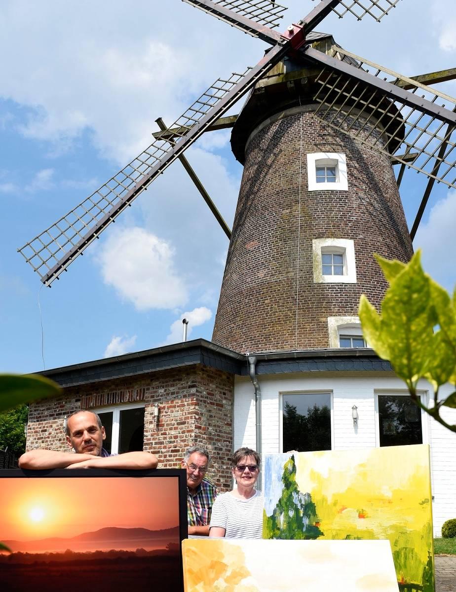 RP: Die Dahlenmühle in Issum-Sevelen wird 150 Jahre alt