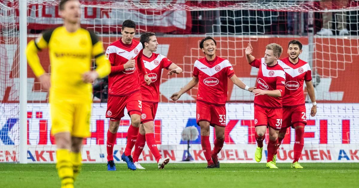 Fortuna Düsseldorf Aufstellung