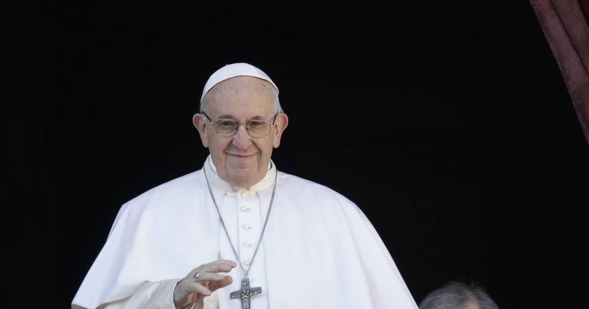 Papst Franziskus Weihnachten