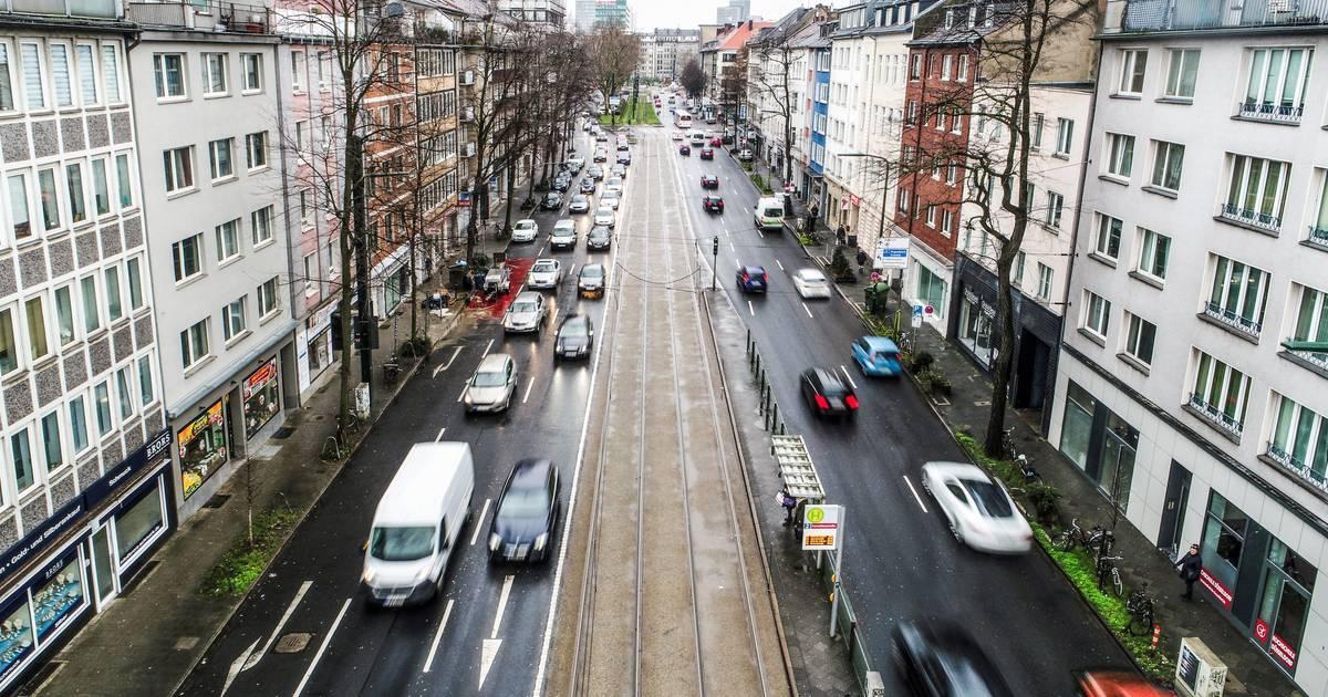 Contra Zur Pro In Und Düsseldorf Umweltspur erxdCBo