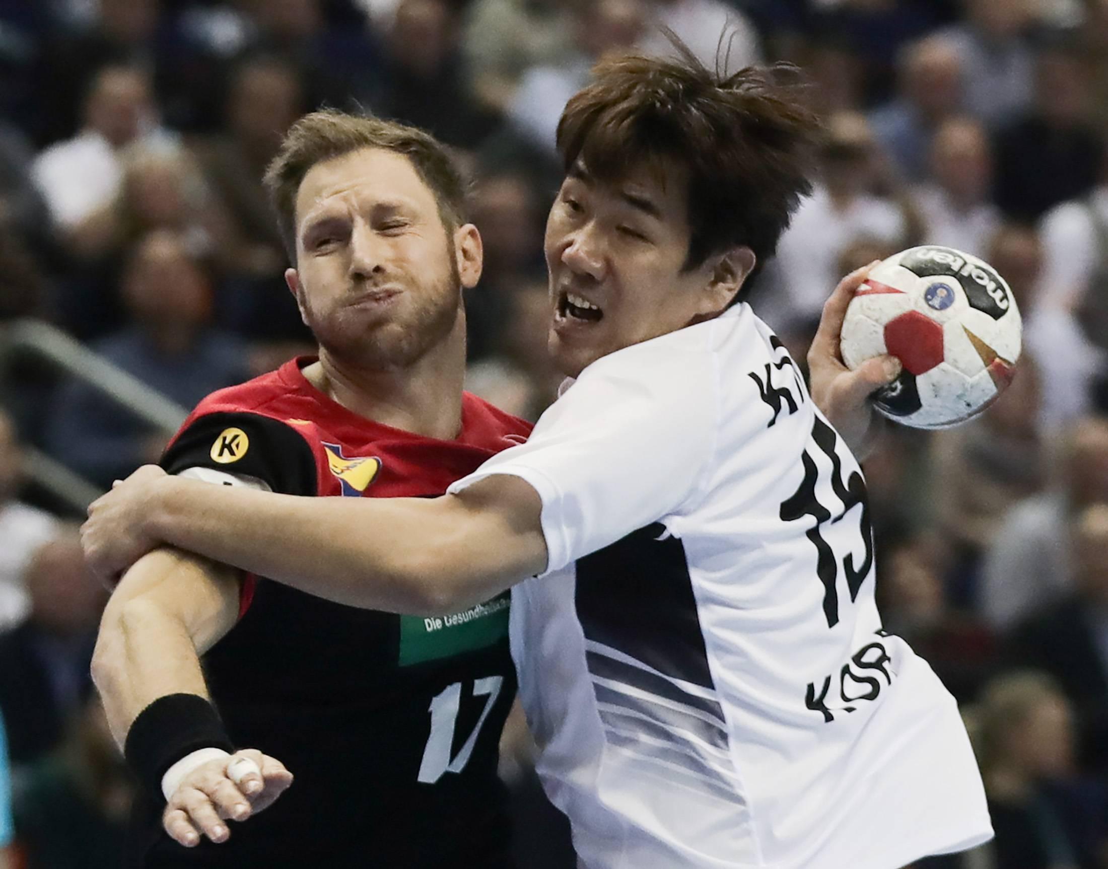 Handball Deutschland Korea
