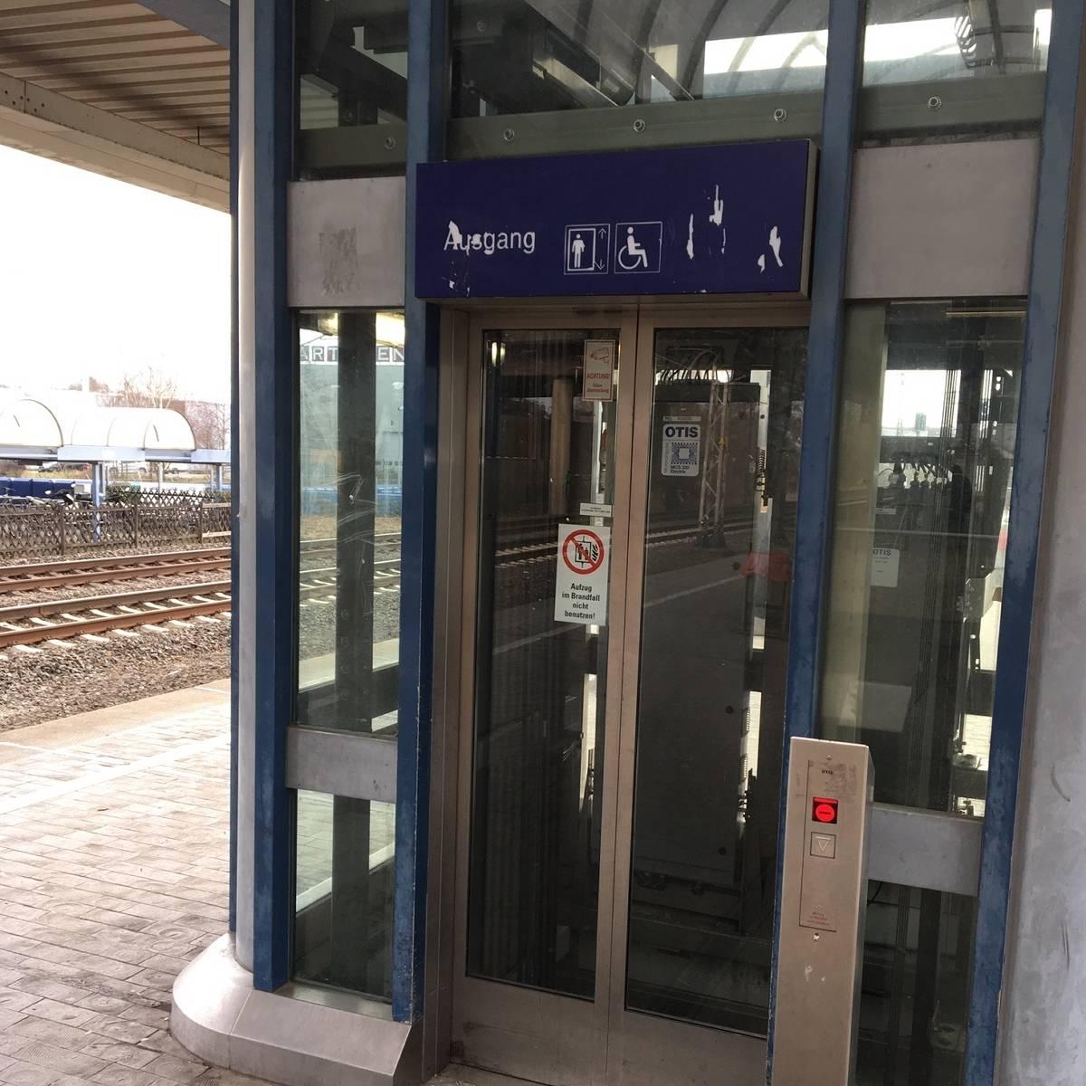 Bekannt Langenfeld: Aufzug am S-Bahnhof Langenfeld ist schon lange außer KL28