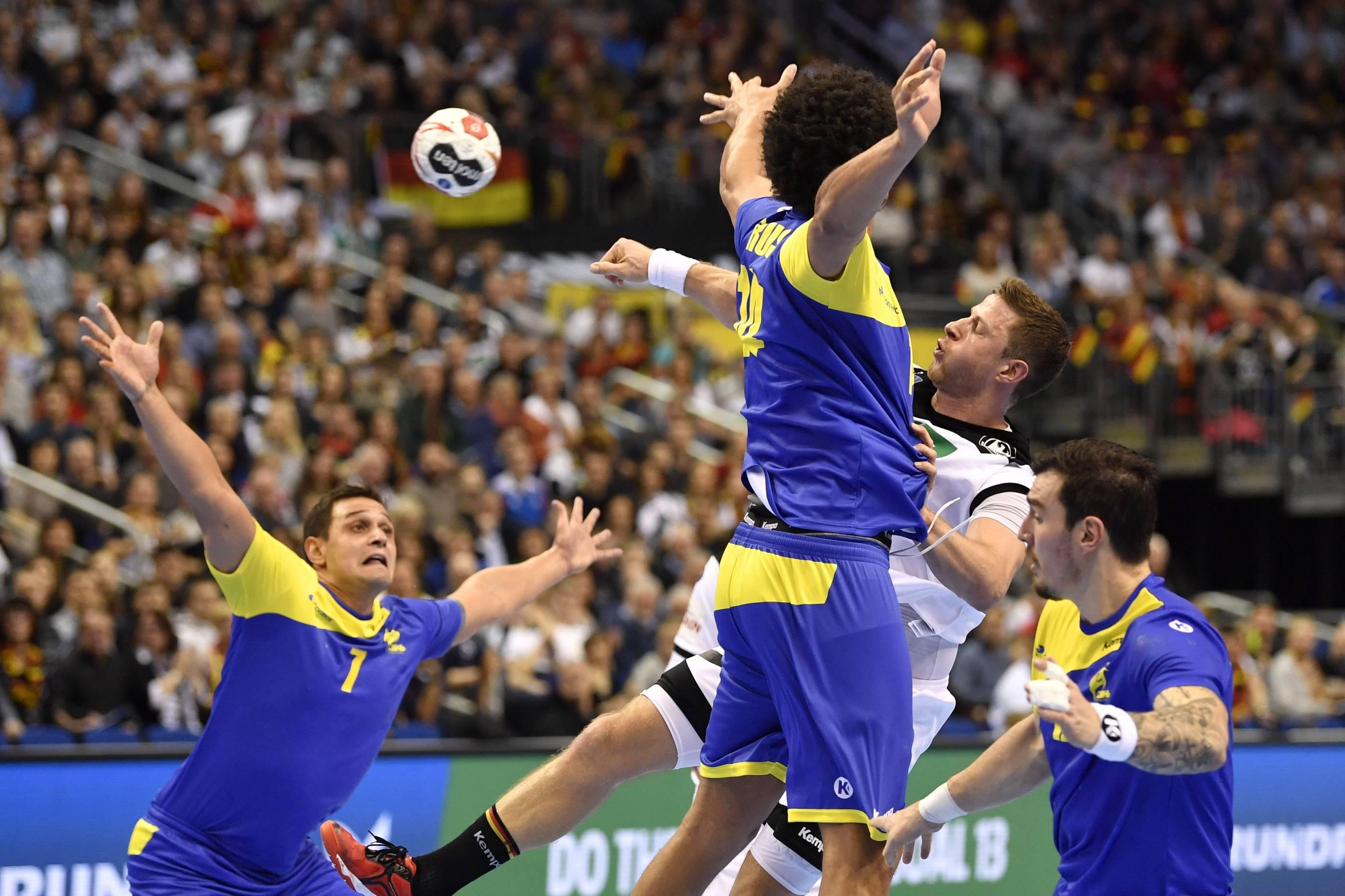 Handball Deutschland Brasilien