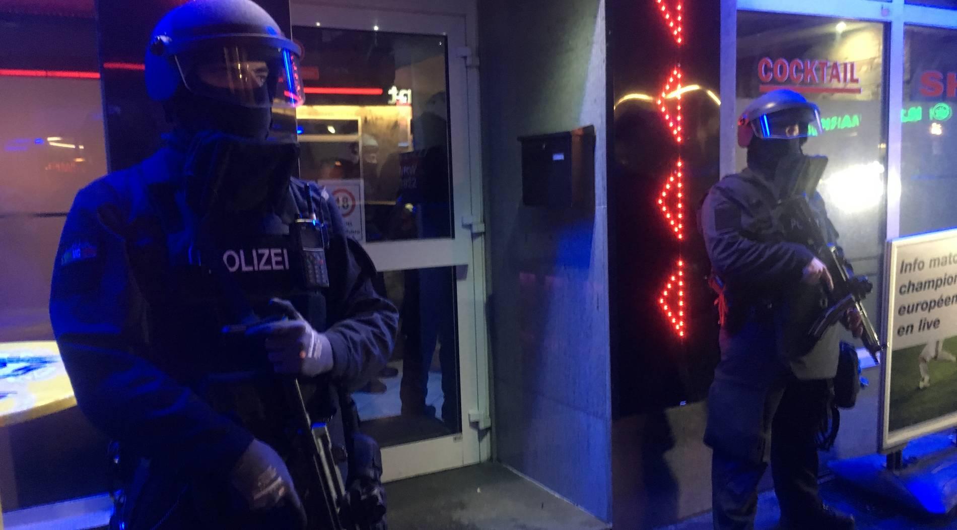 Großrazzia gegen Clans im Ruhrgebiet