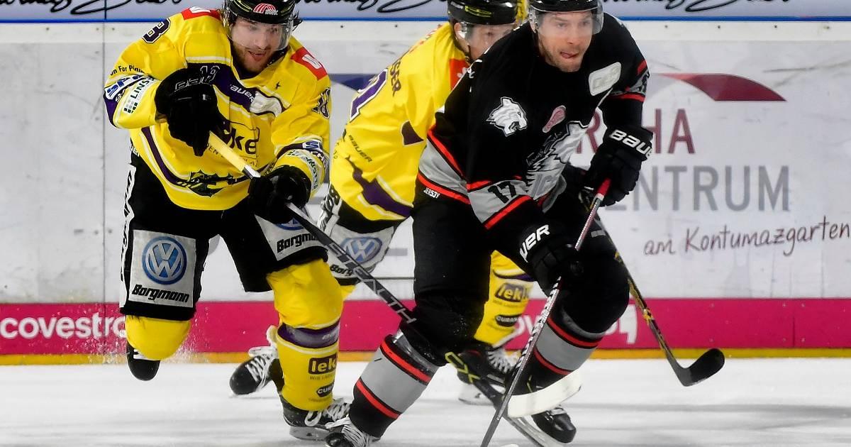 Eishockey Krefeld