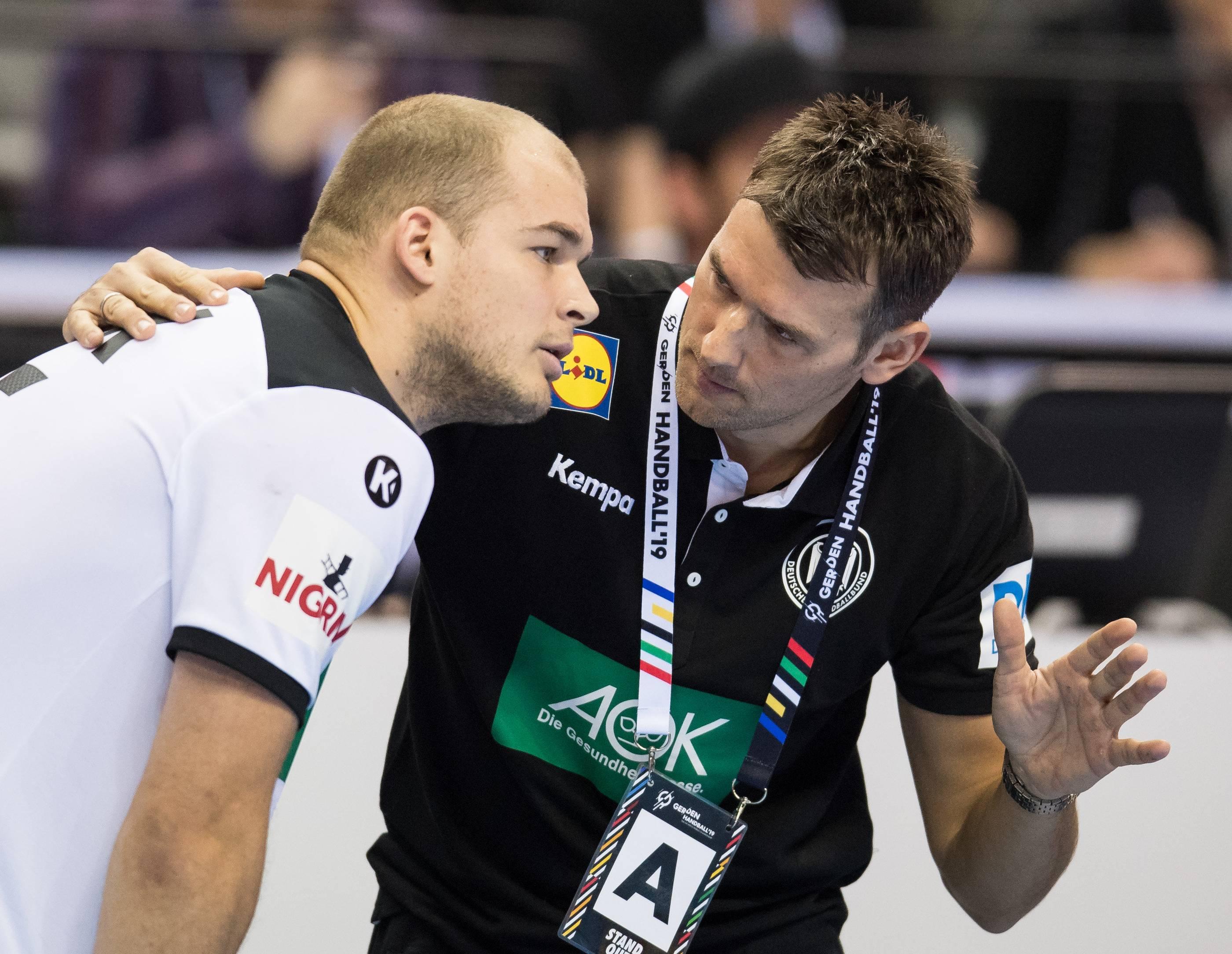 Deutschland Gegen Russland Handball
