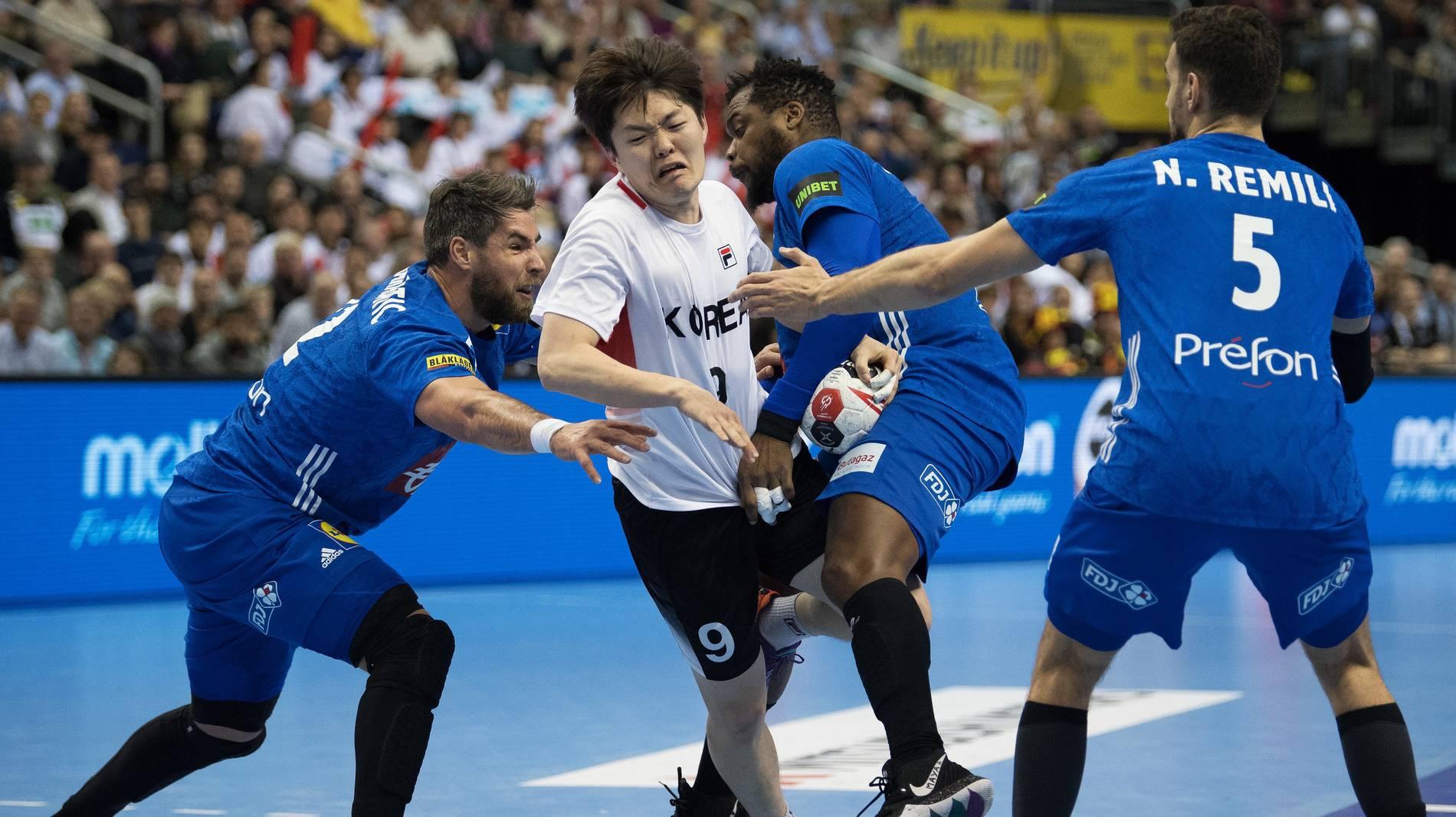Handball Wm Hauptrunde Tabelle