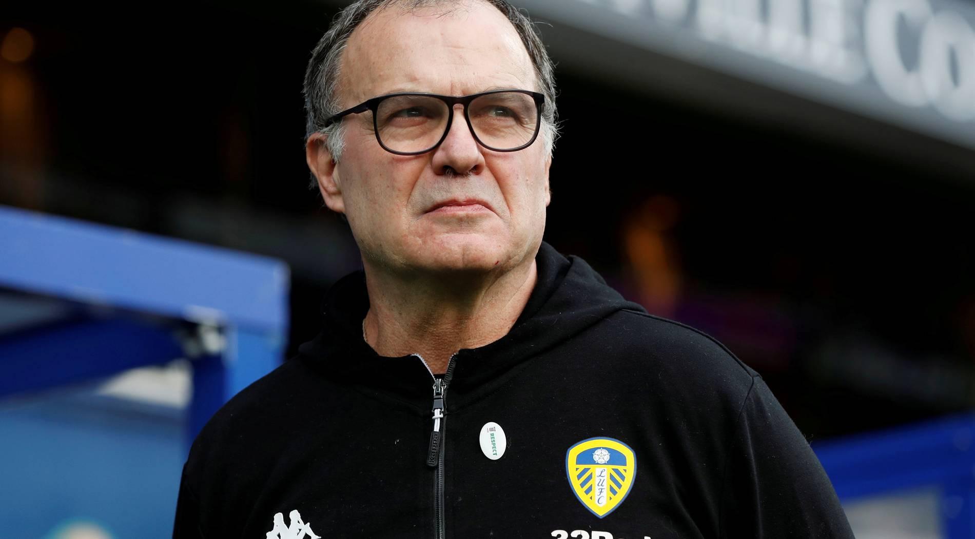 Leeds-Coach hält denkwürdige Pressekonferenz