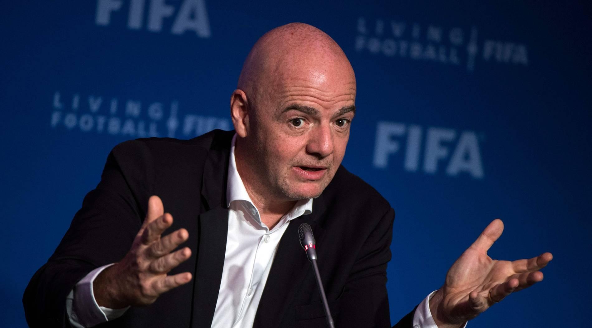 """""""Mehrheit"""" der Verbände angeblich für WM 2022 mit 48 Mannschaften"""