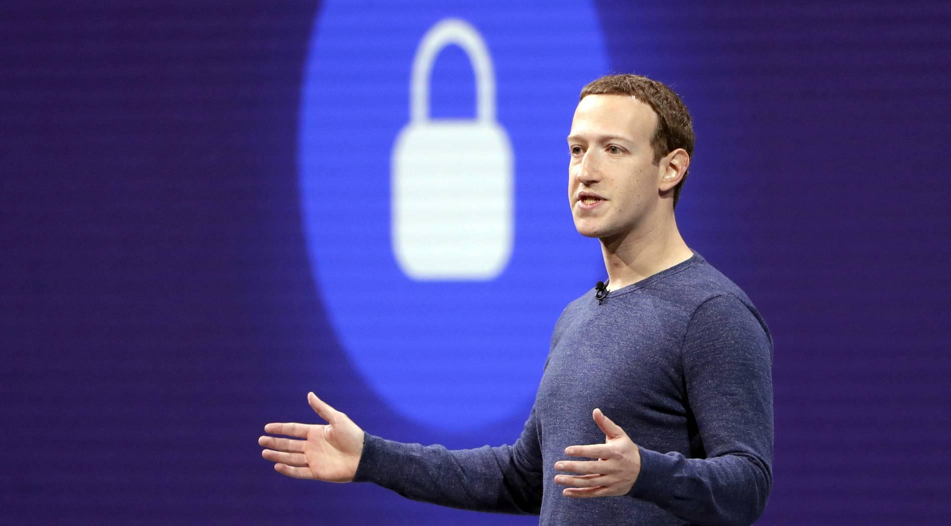 Facebook könnte in den USAeine Millionenstrafe drohen