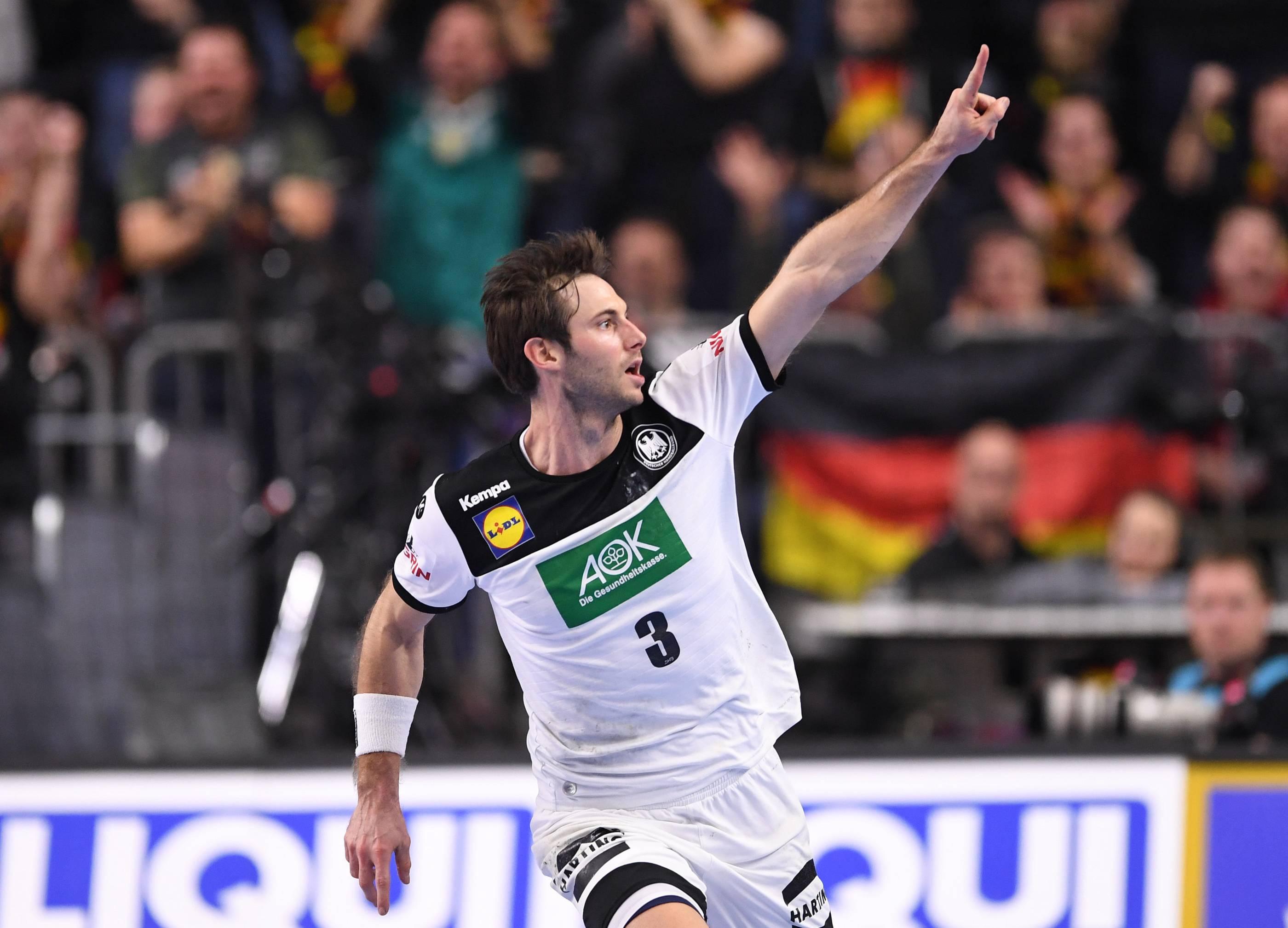 Handball Wm Deutschland Island
