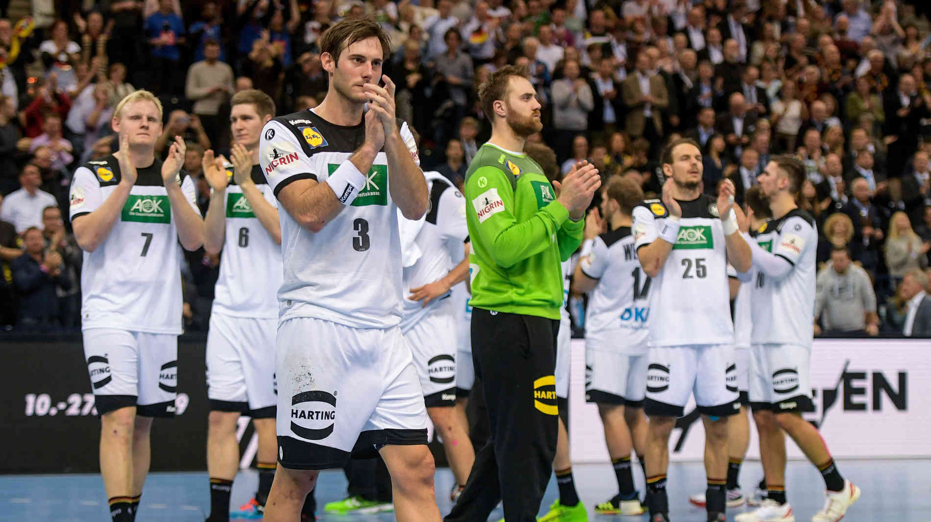 Norwegen Handball Wm