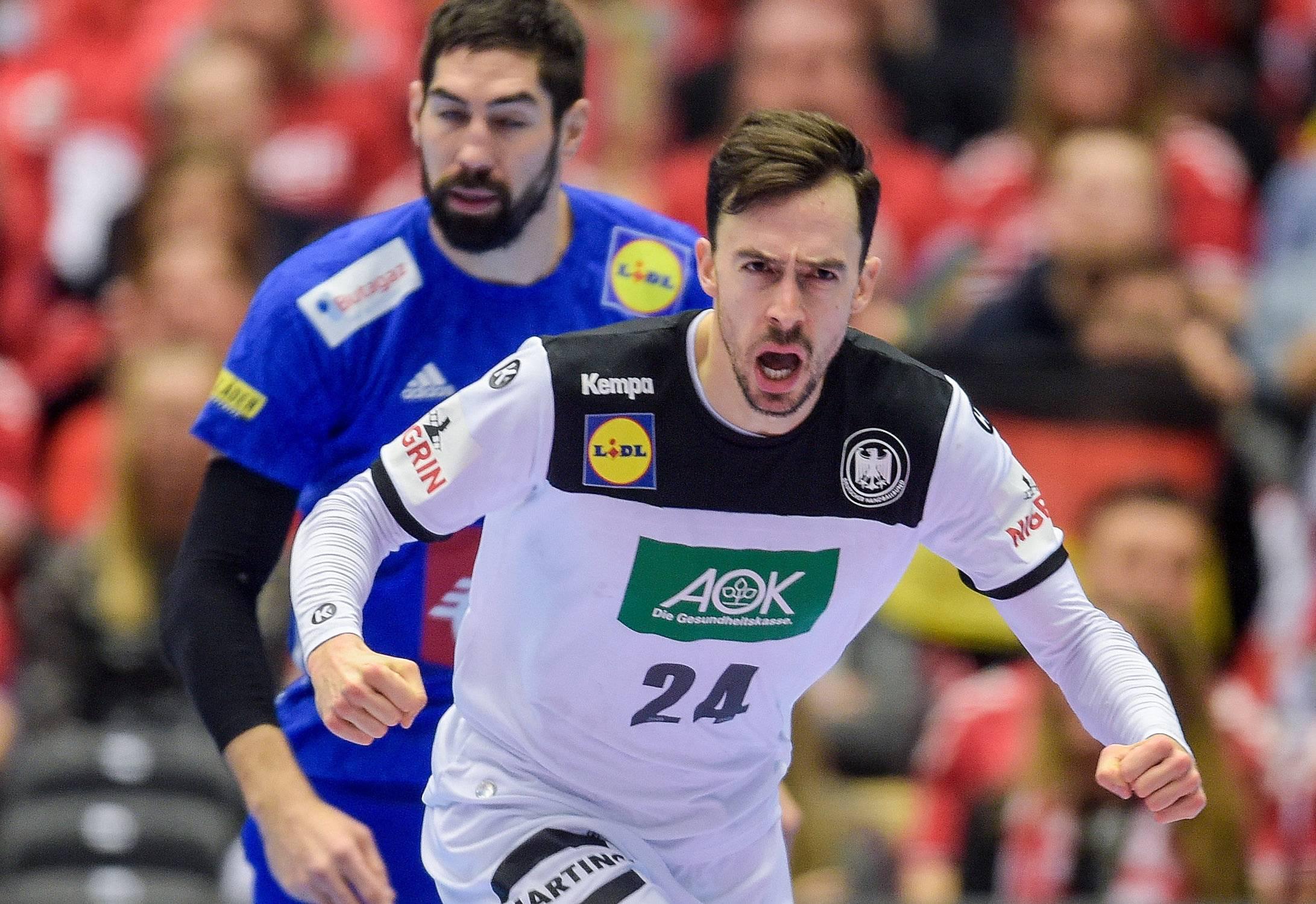 Handball Wm Deutschland Gegen Frankreich