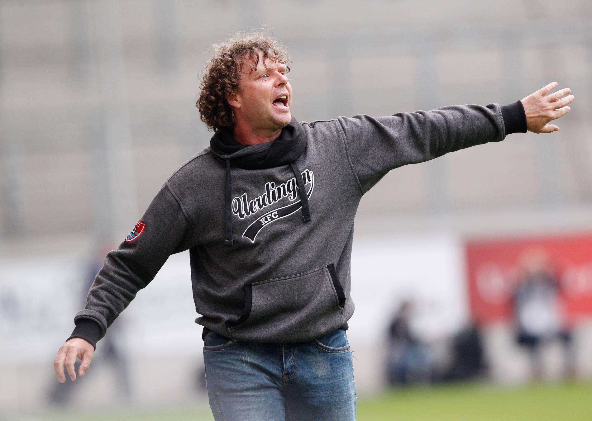 730a87422210a9 Dritte Liga   KFC Uerdingen trennt sich von Trainer Krämer