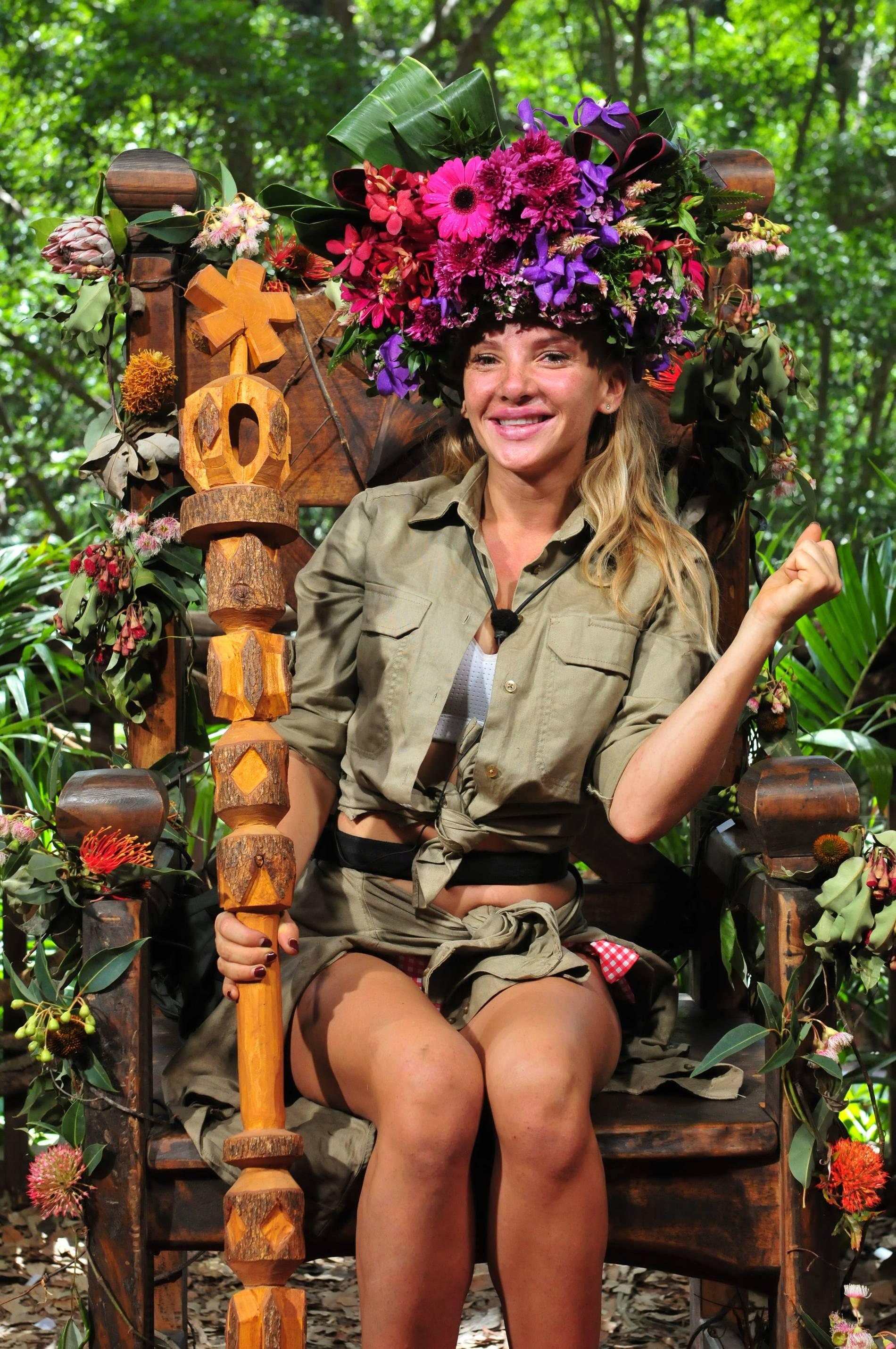 Dschungelcamp Gewinnerin