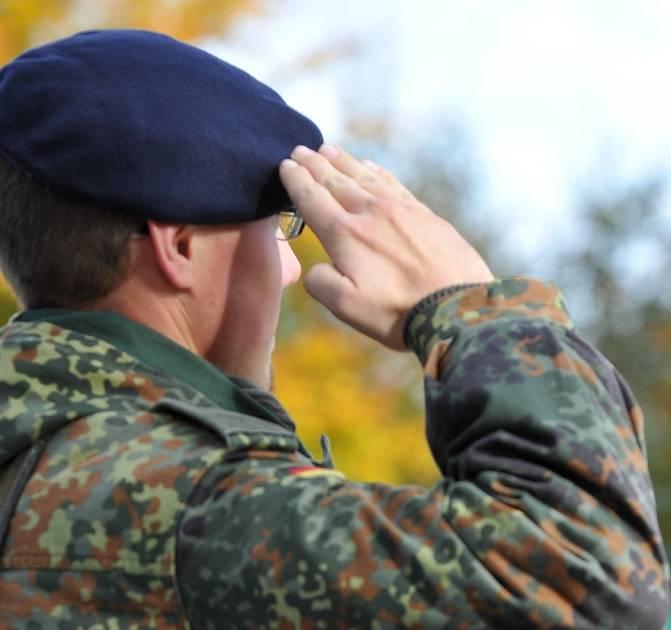 Dating-Website zum Treffen mit Soldaten