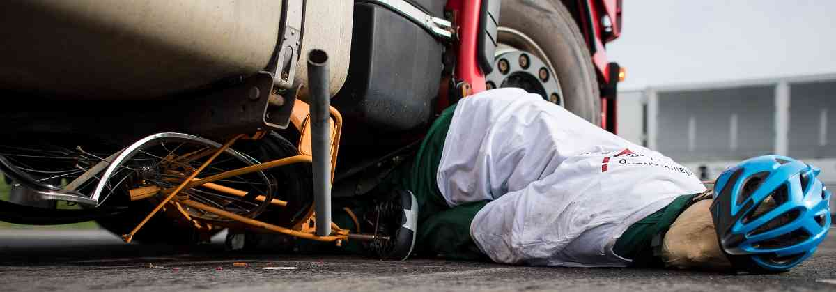 Hilden Macht Große Müllwagen Sicherer