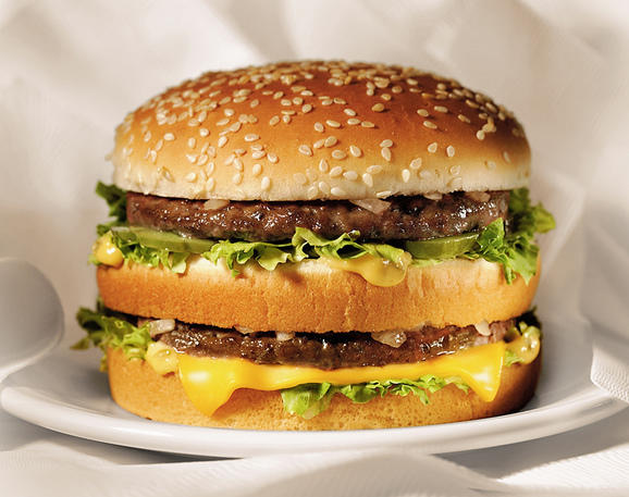 Streit um Big Mac: Burger King verspottet McDonald's