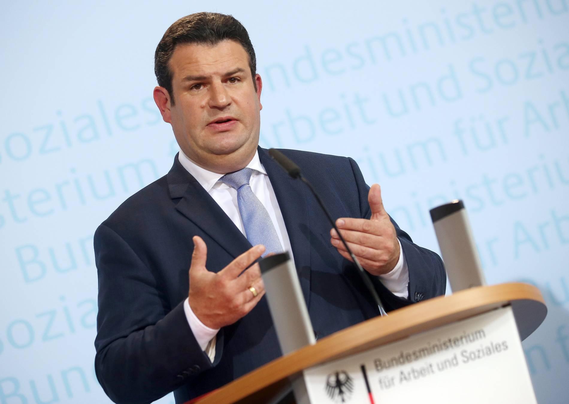 Bundesarbeitsminister Heil plant 447 Euro mehr Rente für Geringverdiener