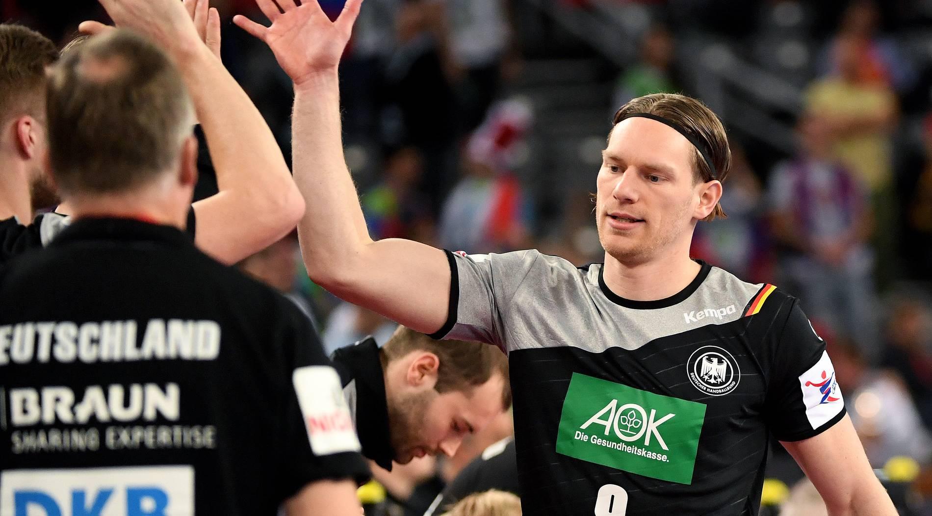 Handball-Bundestrainer Prokop hält Reichmann-Rückkehr für möglich