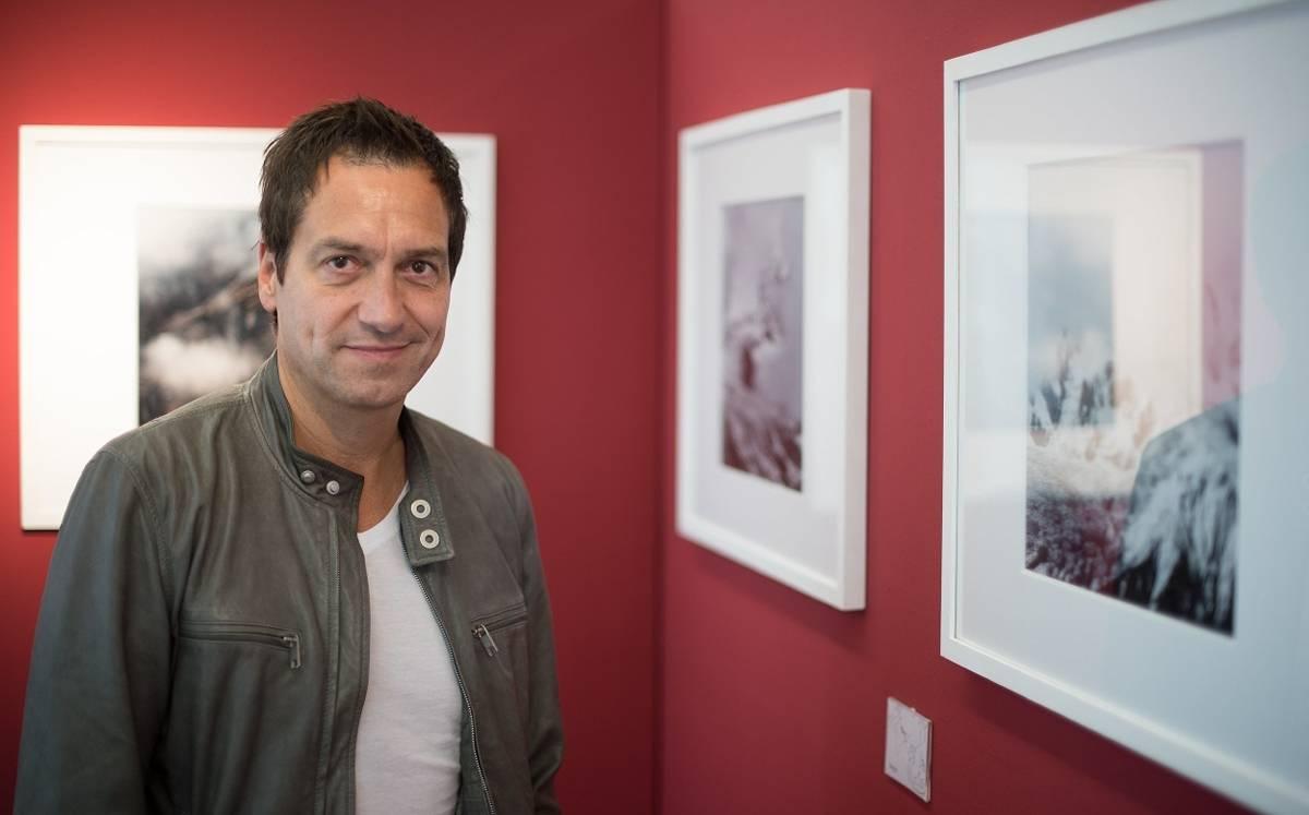 Kabarettist Dieter Nuhr Zeigt Seine Fotografien In Hilden