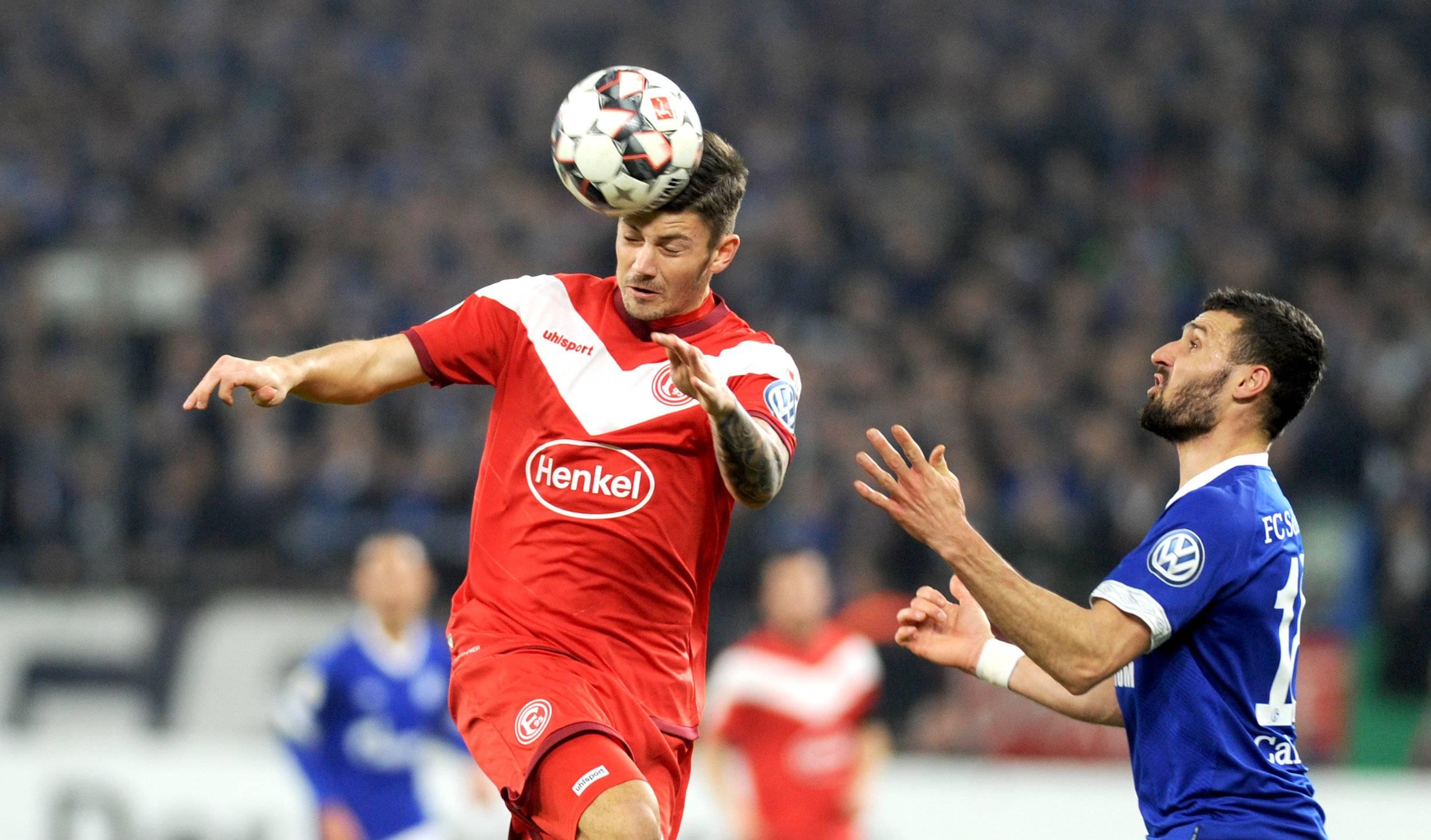 Schalke Düsseldorf Dfb Pokal