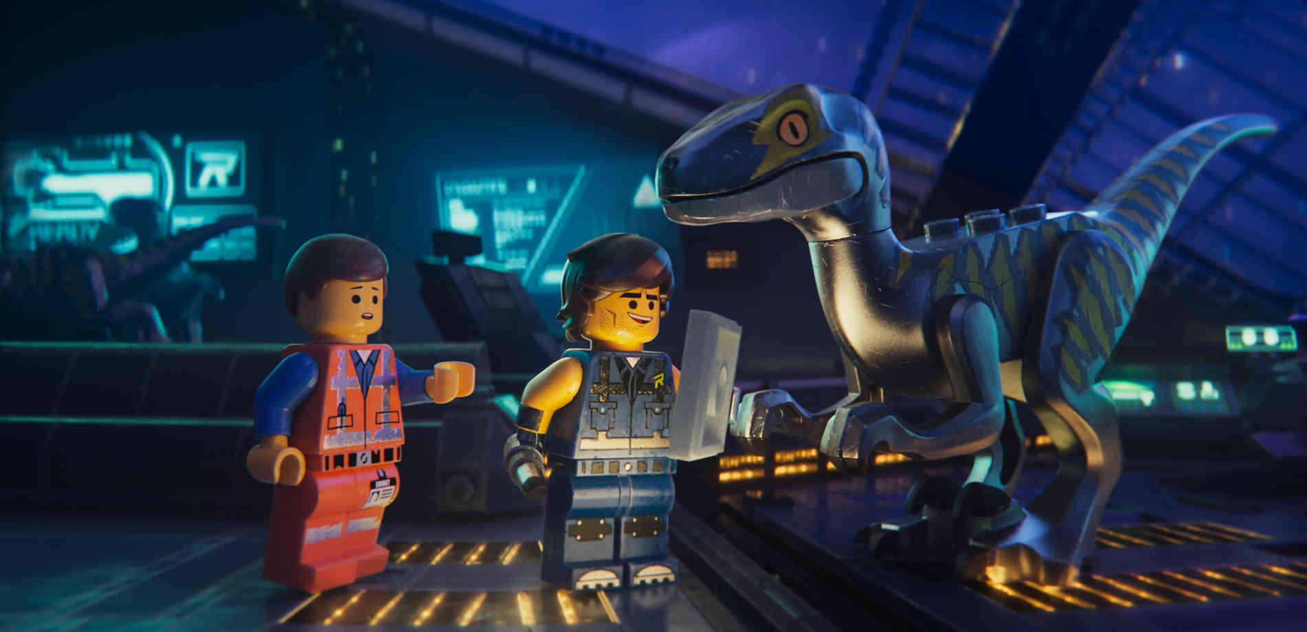Emmet Muss Wieder Die Steine Welt Retten The Lego Movie 2 Setzt